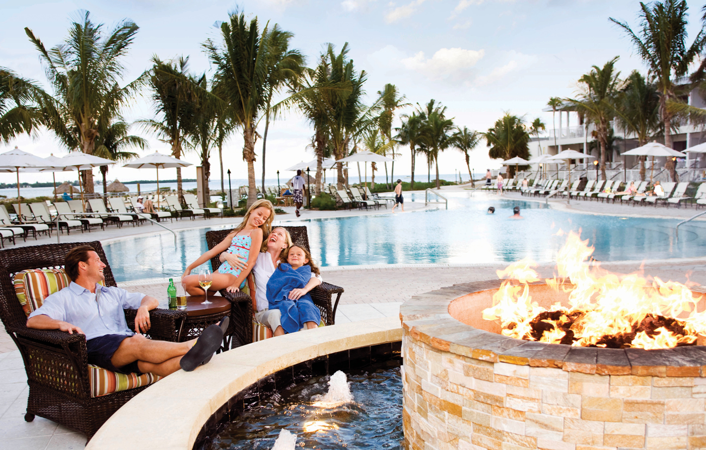 Activities:      Hawks Cay Resort  in Duck Key