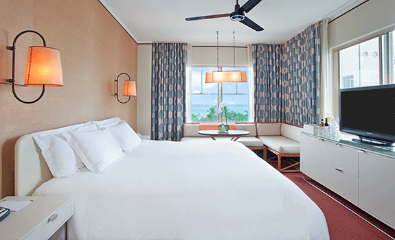 The Raleigh Miami Beach Accommodations