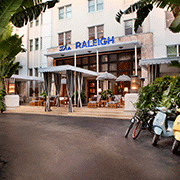 Book a stay with The Raleigh Miami Beach in Miami Beach