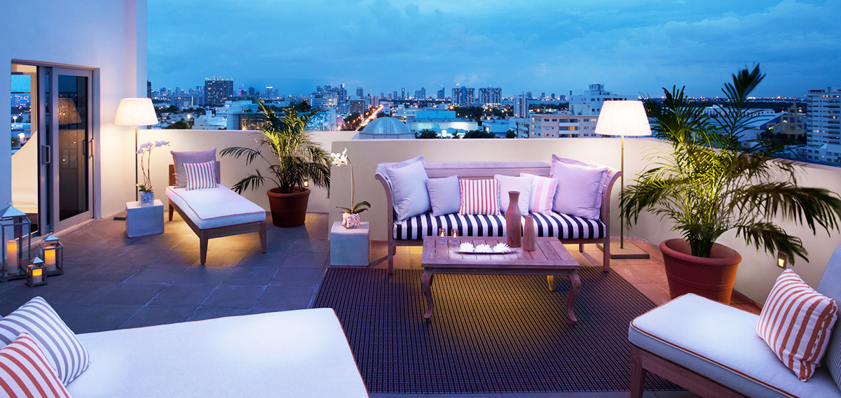 Special Offers:      SLS South Beach  in Miami Beach