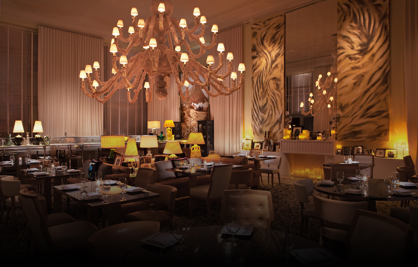 Dining:      SLS South Beach  in Miami Beach