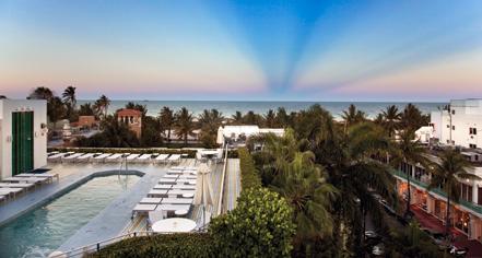 The Hotel in Miami Beach