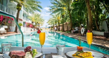 Activities:      The National Hotel  in Miami Beach
