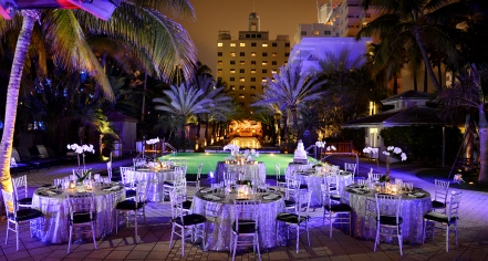 Wedding Hotels In Miami Fl The National Hotel
