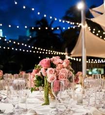 Weddings:      The National Hotel  in Miami Beach