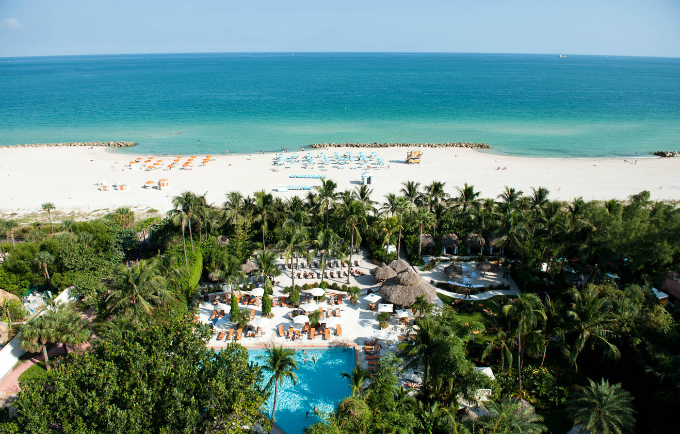 Palms Hotel  Spa  Hotels on Miami Beach  Preferred