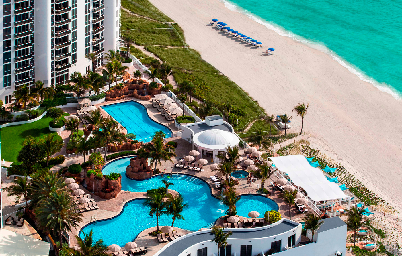 Activities:      Trump International Beach Resort  in Sunny Isles Beach