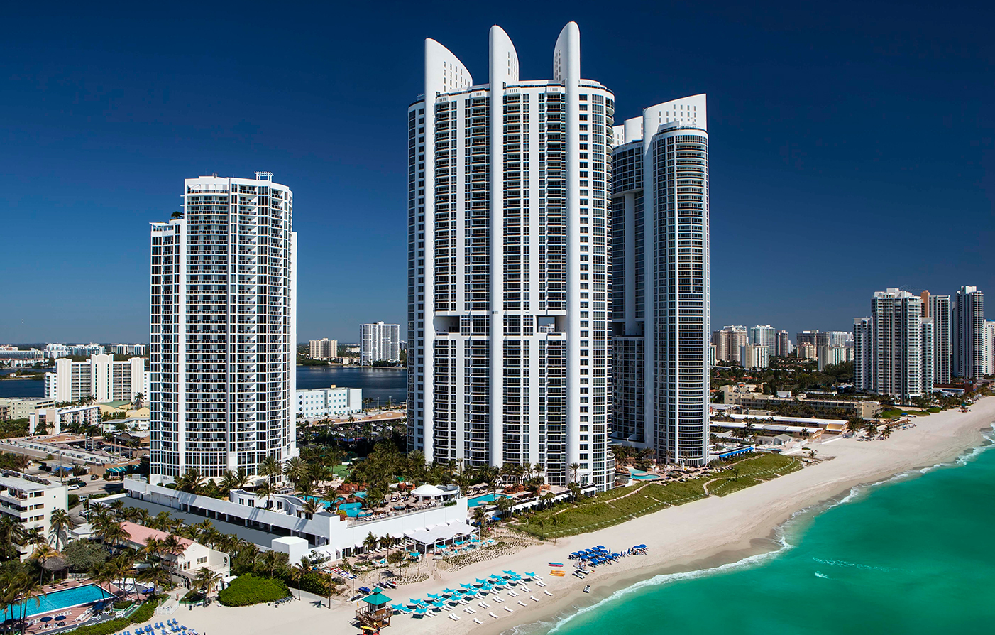 Trump International Beach Resort  in Sunny Isles Beach