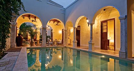 Local Attractions:      Casa Lecanda  in Merida
