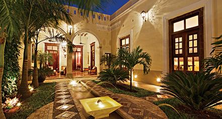 Casa Lecanda  in Merida