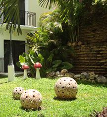 Local Attractions:      Gran Real Yucatan  in Merida