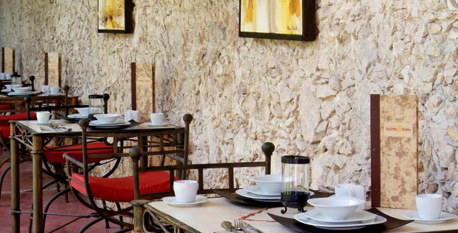Image of Restaurant, Hotel Hacienda Merida, Mexico, 1700s, Member of Historic Hotels Worldwide, Taste