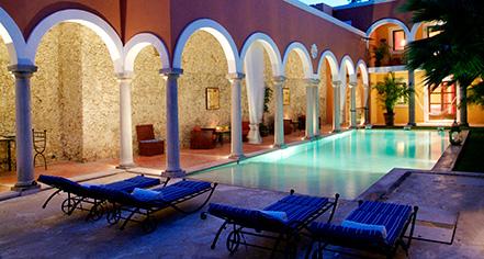 Activities:      Hotel Hacienda Merida  in Merida