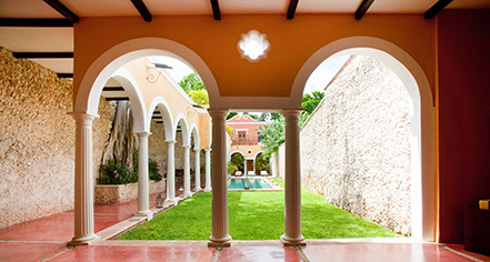 History:      Hotel Hacienda Merida  in Merida