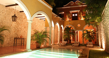 Event Calendar:      Hotel Hacienda Merida  in Merida