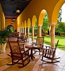 Hacienda Misne  in Merida