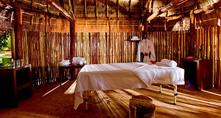 Spa:      Hacienda Misne  in Merida