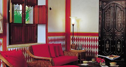 Accommodations:      Hacienda San Antonio Millet  in Merida