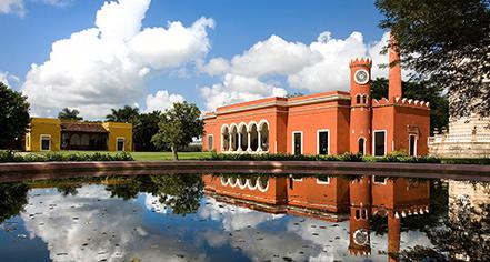 Hacienda San Antonio Millet  in Merida