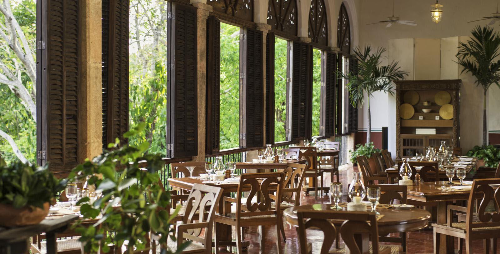 Image of Casa Temozon Restaurant, Hacienda Temozon, A Luxury Collection Hotel, Temozon Sur, Mexico, 1655, Member of Historic Hotels Worldwide, Taste