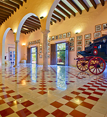 Events at      Hacienda Temozon, A Luxury Collection Hotel  in Temozon Sur