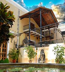 Event Calendar:      Hacienda Xcanatún  in Merida