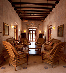 History:      Hacienda Xcanatún  in Merida