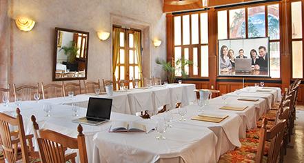 Meetings at      Hacienda Xcanatún  in Merida