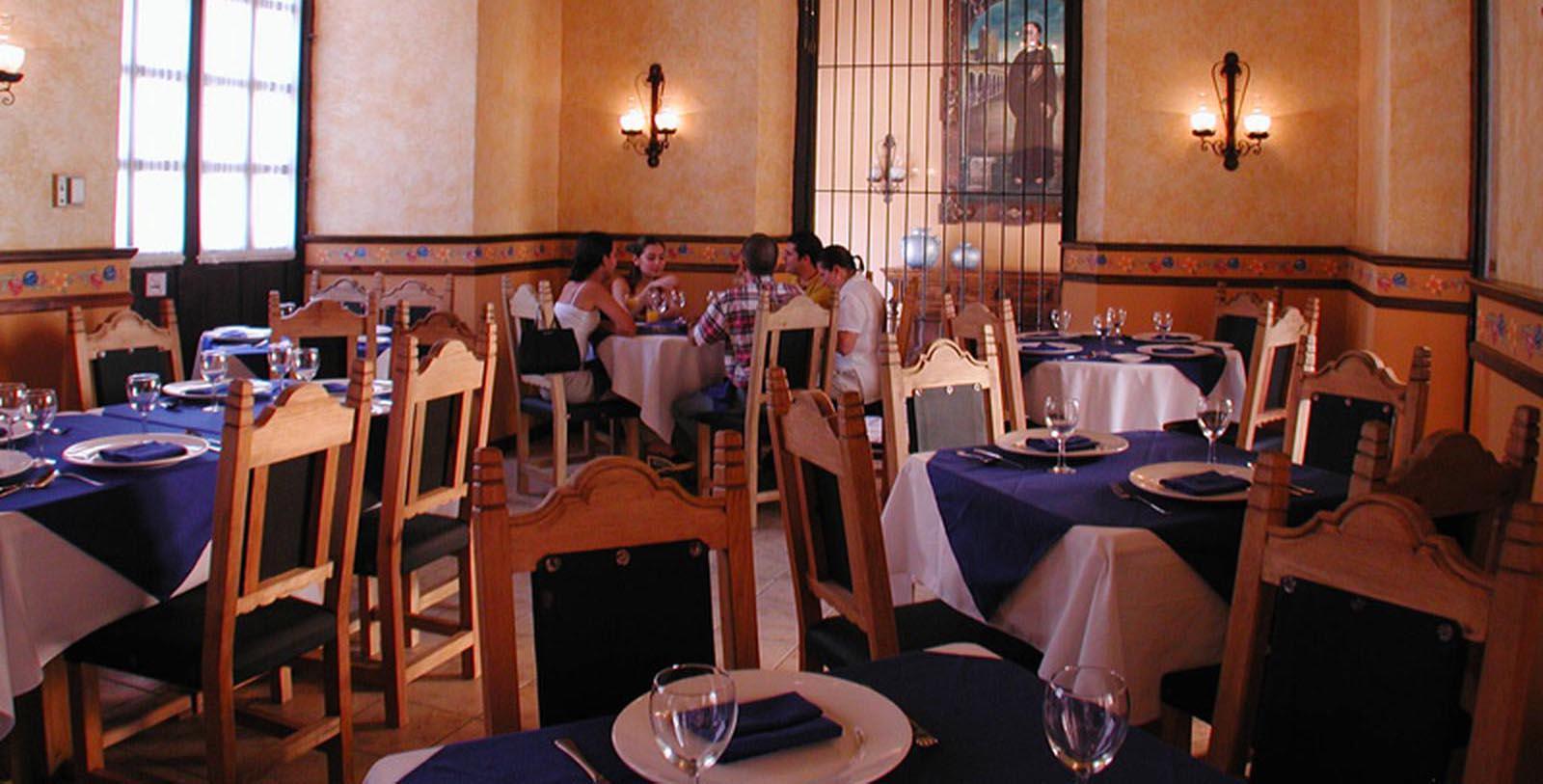 Image Dining Area La Misión de Fray Diego, 1867, Member of Historic Hotels Worldwide, in Merida, Mexico, Taste