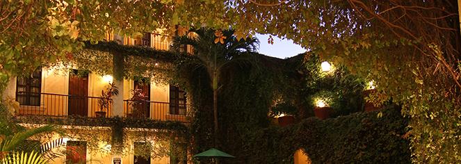 Local Attractions:      La Misión de Fray Diego  in Merida
