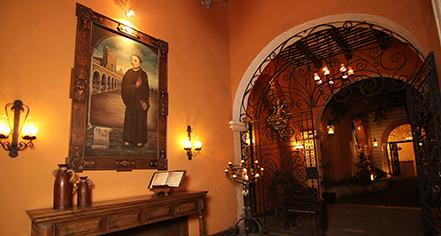History:      La Misión de Fray Diego  in Merida