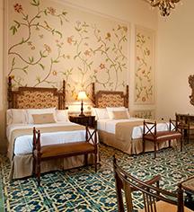 Accommodations:      Mansion Merida On the Park  in Merida