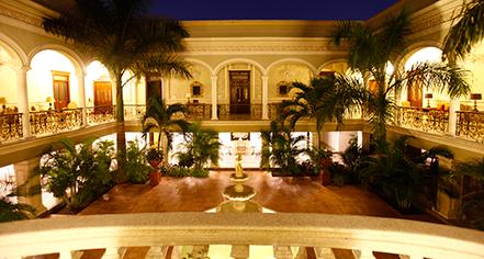 History:      Mansion Merida On the Park  in Merida