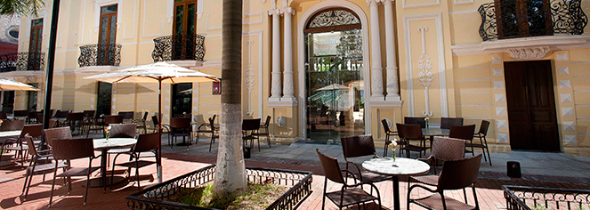 Local Attractions:      Mansion Merida On the Park  in Merida