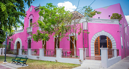 Rosas & Xocolate Boutique Hotel  in Merida