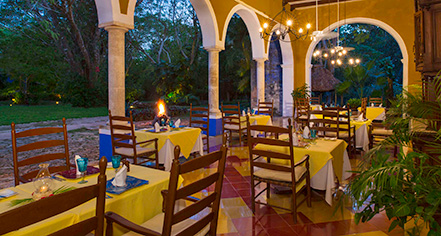 Meetings at      Hacienda San Jose, A Luxury Collection Hotel  in Tixkokob