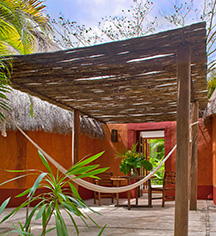 Accommodations:      Hacienda San Jose, A Luxury Collection Hotel  in Tixkokob