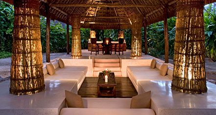 Spa:      Hacienda San Jose, A Luxury Collection Hotel  in Tixkokob
