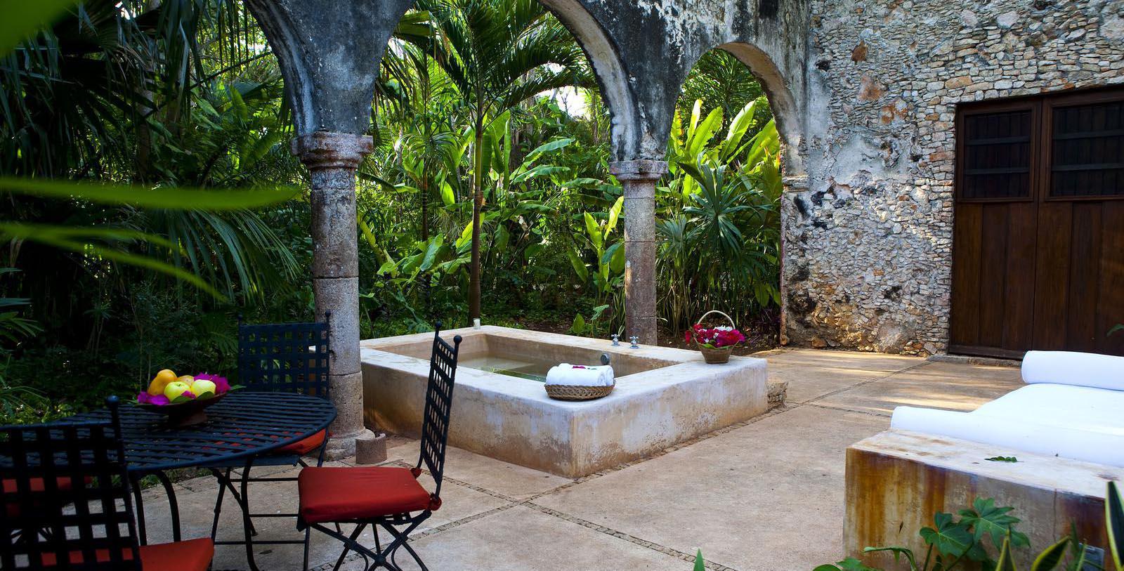 Image of Villa Pool, Hacienda Santa Rosa, A Luxury Collection Hotel, Santa Rosa, Mexico, 1897, Member of Historic Hotels Worldwide, Hot Deals