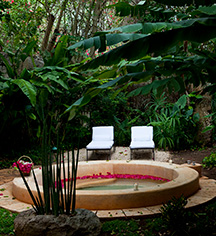 Spa:      Hacienda Santa Rosa, A Luxury Collection Hotel  in Santa Rosa