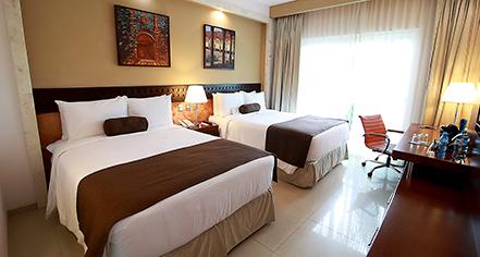 Accommodations:      Wyndham Merida  in Merida