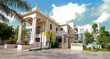 Ghost Stories:      Wyndham Merida  in Merida
