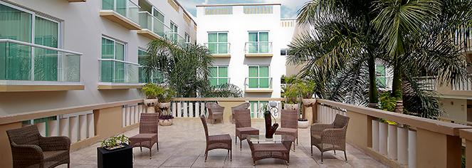 Local Attractions:      Wyndham Merida  in Merida