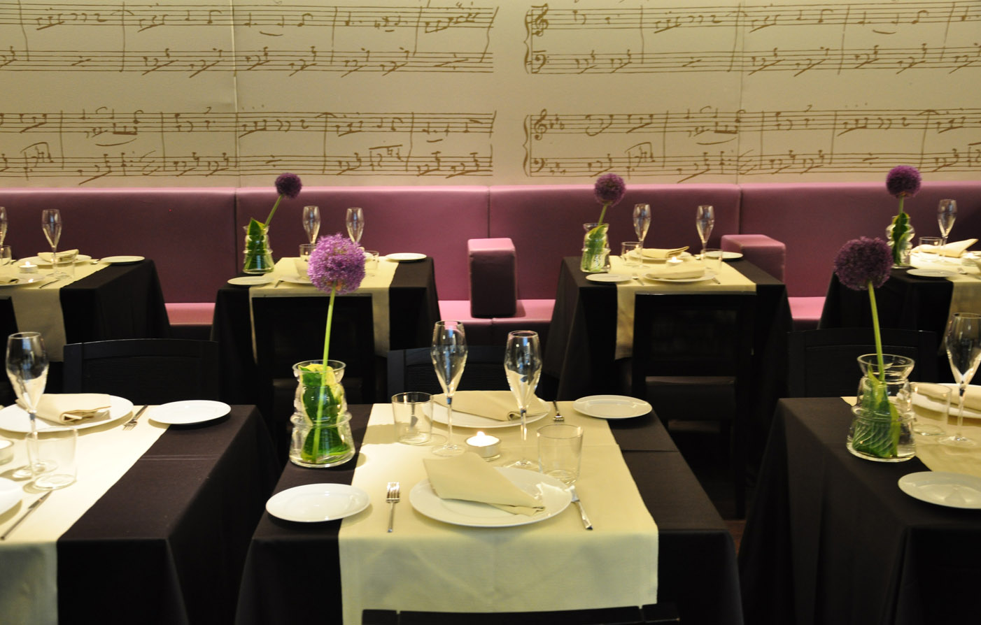 Dining:      Hotel Milano Scala  in Milan