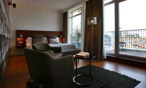 Hotel Milano Scala  - Accommodations
