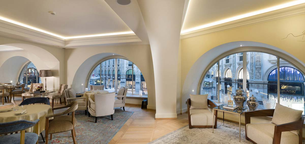 Customer Reviews:      TownHouse Galleria  in Milan