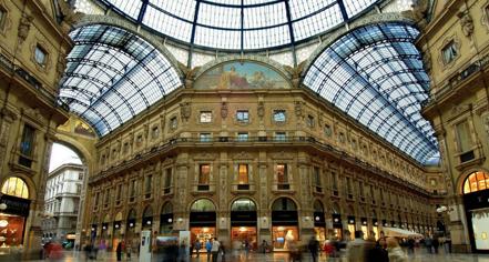 Town House Galleria  in Milan