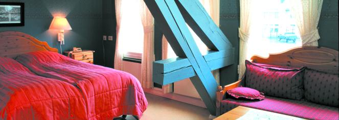 Accommodations:      Fru Haugans Hotel  in Mosjoen