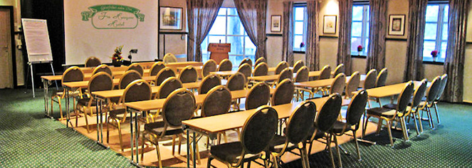 Meetings at      Fru Haugans Hotel  in Mosjoen