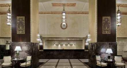 History:      Hilton Milwaukee City Center  in Milwaukee
